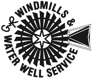 GWR Windmills & Water Well Service Logo