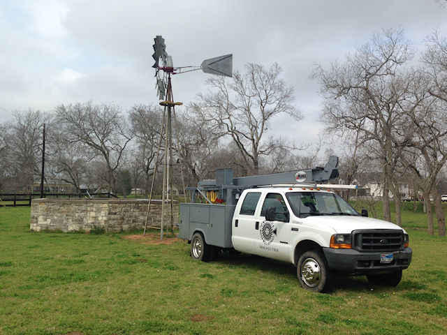 GWR Windmills & Water Well Service - Mobile Well Drilling